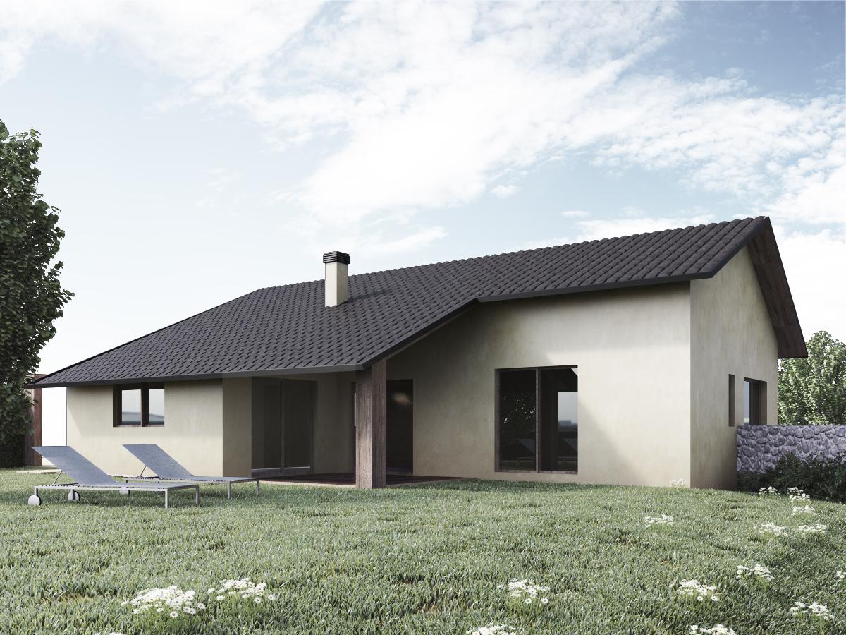 klp165 Terreno edificabile  fronte strada per costruzione villa