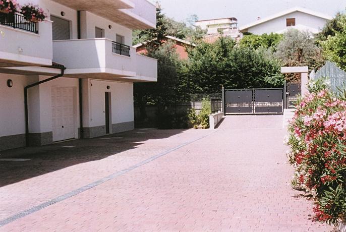 klp236 Appartamento in residence con Vista Mare