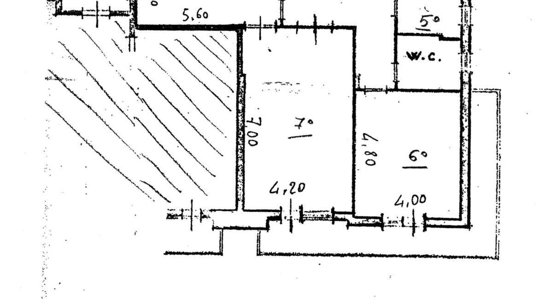 piantina ufficio