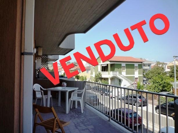 klp260 Appartamentino con ampio balcone e posto auto